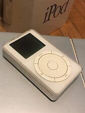 iPod 1st Generation  Apple  Rare 5GB Mac M8513FE/A full set with original box
