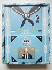 BTS 2014 Summer Package Photobook Slogan Badge RAP MONSTER Photo card photocard