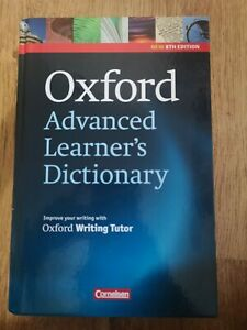 Oxford Advanced Learner's Dictionary   Buch   Zustand neuwertig