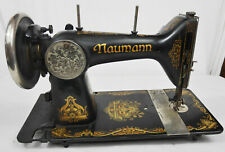 machine a coudre NAUMANN antique colector  sewing machine no singer