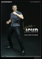 1/6 Enterbay Real Masterpiece Jean-Claude Van Damme JCVD Hard Target Figure