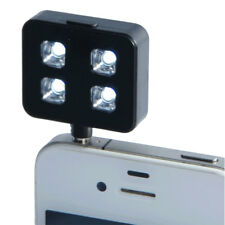 4 LED Video Light/Flash for Smartphone or Cameras USA Seller