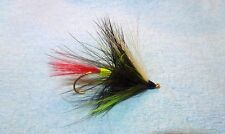 Steelhead Salmon Green Butt  Alec Jackson #5 Gold Spey