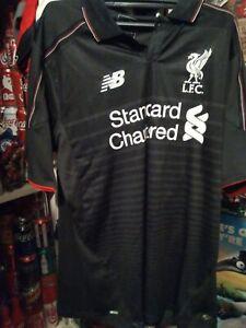 LOT RARE jersey SOCCER FOOTBALL Liverpool new balance MEN L shorts shirt jacket