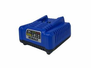 Kobalt KRC 24V Max Lithium-Ion Battery Charger 2445-03 New