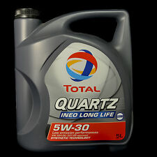 Total Quartz Ineo Long Life 5w-30 5l-VW 504.00/507.00, BMW ll-04, MB 229.51