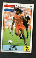 Ruud Gullit (Holland) Soccer! Supersport 1988 Edizioni Panini MINT! n.23!