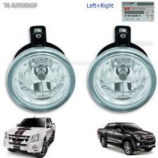 Pair Lh+Rh Genuine Fog Lamp Spot Light For Isuzu Holden Rodeo D-Max 2006 - 2015