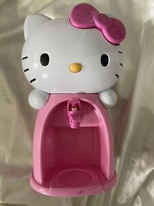 "Hello Kitty Water Drink Dispenser Cooler Bedroom Desk Decor Sanrio Kids ~ 19 """