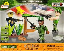 COBI Vietnam War - 3 figurines (2038) - 26 elem.