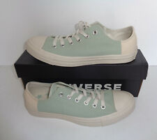 CONVERSE Mens All Star Low Jute Casual Sage Lace Up Trainers Shoes New UK Size 9