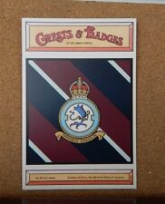 Royal Air force 608 Squadron Crests & Badges of  the Armed services sqaudron
