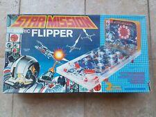 Kit caoutchoucs flipper SPACE SHUTTLE Williams 1984 noir elastiques pinball