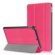 For iPad 6th Generation 9.7 inch 2018 A1893 A1954 Folio Case Cover Sleep / Wake