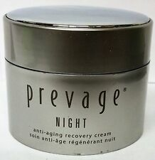 New Unboxed  Elizabeth Arden Prevage Anti aging Night Moisturizer Cream 1.7 Oz