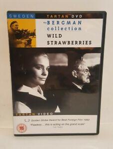 Wild Strawberries (1957) DVD Ingmar Bergman   Swedish Language UK R2 DVD