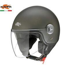 KAPPA CASCO JET KV20L RIO TITANIO MOTO PEUGEOT 50 Ludix Blast RS12 2010-2013