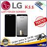 DISPLAY LCD TOUCH SCREEN per LG K11 2018 / K10 2018 / LMX410 LM-X410 X410 NERO