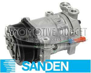 A/C Compressor w/Clutch for Chevrolet Kodiac GMC Topkick - NEW OEM