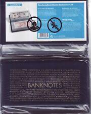 Taschenalbum für Banknoten  bis 180 x 92 mm Geldscheine     route182