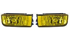 2 x Nebelscheinwerfer gelb inkl. 2 x H1 LAMPE Ersatz für BMW E36 Coupe Cabrio