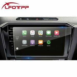 LFOTPP Car Navigation Screen Protector Tempered Glass For 2017-2021 VW Arteon