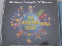 All Together Now - Children's Favourite TV Themes including 28 Songs