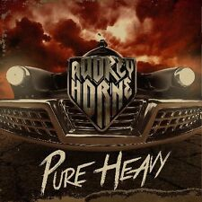 AUDREY HORNE - PURE HEAVY (LTD.FIRST EDT.)  CD NEUF