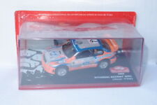 IXO ALTAYA HYUNDAI ACCENT WRC #71 MONTE CARLO 2004 1:43