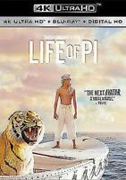 Life Of Pi 4K Ultra HD Nuovo 4K UHD (5261706000)