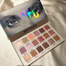 Beauty Glazed Natural Highlight Eye Shadow Palette Matte Pearlescent Eyeshadow g
