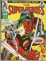 The Super-Heroes #20 : July 1975 : Vintage Marvel Comic Book
