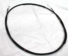 TOYOTA CAMRY HYBRID TAXI BOOT RELEASE CABLE 40 SERIES AHV40 JAN 2010> GENUINE