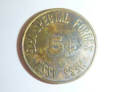 5c - 5th Special Forces - US MILITARY TOKEN - NHA TRANG - Vietnam War - 5316