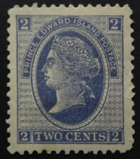 Prince Edward Island #12, XF, MNH OG, Superbly Centered Example