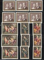 Lot Liechtenstein 1974 - 1978, MNH, combine shipping 1063