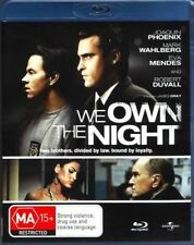 We Own The Night 2010 Joaquin Phoenix Blu-ray