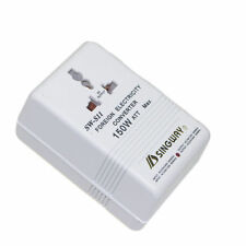 150W Electric Power Transformer Step Down&Up Voltage Converter Travel Adapter