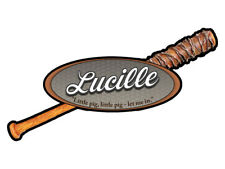Lucille - The Walking Dead (Bumper Sticker)