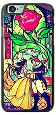 Beauty and the Beast Dancing Phone Case Cover For iPhone Samsung LG etc