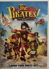The Pirates Band of Misfits (DVD, 2012). Pre-owned.