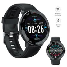 Water-Resistant Smart Watch Sport Bluetooth Wristwatch for iPhone Samsung Huawei