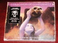Corrosion Of Conformity: No Cross No Crown CD 2018 C.O.C. Nuclear Blast USA NEW