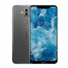Nokia 8.1 - 64GB - Iron/Steel (Unlocked)