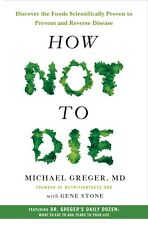 How Not to Die by Michael Greger M.D. MD and Gene Stone eBooks