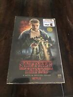 Stranger Things Season 1 4 disc DVD BluRay Collectors Edition Box Set VHS..  DVD