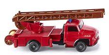 WIKING 062001 Ford FK 2500 Leiterwagen Feuerwehr 1 87