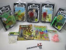 Awol One Toy Figurine Lot of 9 Characters Shapeshifters