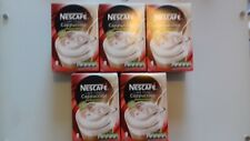 Nescafe Cappuccino Unsweetened - 32 Sachets