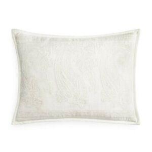 Ralph Lauren Elody Decorative Paisley Throw Pillow, 15 x 20 MSRP $255